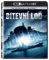 UHD4kBDBlu-ray film /  Bitevní loď / Battleship / UHD+Blu-Ray