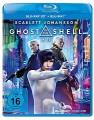 3D Blu-RayBlu-ray film /  Ghost In The Shell / 3D Blu-Ray