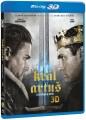3D Blu-RayBlu-ray film /  Král Artuš:Legenda o meči / 3D+2D Blu-Ray