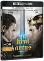 UHD4kBDBlu-ray film /  Král Artuš:Legenda o meči / UHD+Blu-Ray