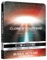 UHD4kBDBlu-ray film /  Blízká setkání třetího druhu / Steelbook / UHD+Blu-Ray