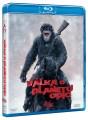 Blu-RayBlu-ray film /  Válka o planetu opic / Blu-Ray