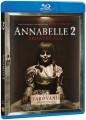 Blu-RayBlu-ray film /  Annabelle 2:Zrození zla / Blu-Ray