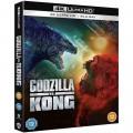 UHD4kBD / Blu-ray film /  Godzilla vs.Kong / UHD+Blu-Ray