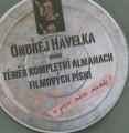 DVDHavelka Ondřej / Téměř kompletní Almanach filmových písní