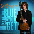 LPMoore Gary / How Blue Can You Get / Vinyl / Coloured