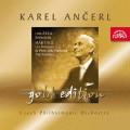 CDAnčerl Karel / Gold Edition Vol.24 / Janáček,Martinů