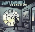 CDEmmanuel Tommy / It's Never Too Late / Digisleeve