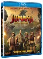 Blu-RayBlu-ray film /  Jumanji:Vítejte v džungli! / Blu-Ray