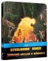 Blu-RayBlu-ray film /  Jumanji:Vítejte v džungli! / Steelbook / Int. Artwork
