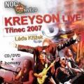 CD/DVDKreyson / Noc plná hvězd / Live Třinec 2007 / CD+DVD