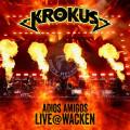 CD/DVDKrokus / Adios Amigos Live @ Wacken / CD+DVD