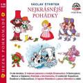2CDČtvrtek Václav / Nejkrásnější pohádky hezky pohromadě / Mp3 / 2CD