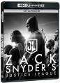 UHD4kBD / Blu-ray film /  Liga spravedlnosti Zacka Snydera / UHD+Blu-Ray