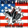 CDAgnostic Front / Live At CBGB