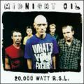 CDMidnight Oil / 20.000 Watt R.S.LCollectiom / Best Of
