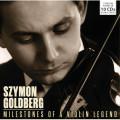 10CD / Goldberg Szymon / Milestones Of A Violin Legend / 10CD