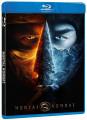 Blu-RayBlu-ray film /  Mortal Kombat / 2021 / Blu-Ray