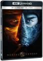 UHD4kBDBlu-ray film /  Mortal Kombat / 2021 / UHD+Blu-Ray