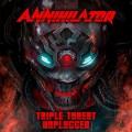 LP / Annihilator / Triple Threat Unplugged / Vinyl / Picture / RSD