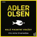 CDAdler-Olsen Jussi / Malé pikantní vraždy / Mp3