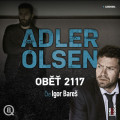 2CDAdler-Olsen Jussi / Oběť 2117 / Mp3 / 2CD