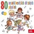 CDVarious / 80 nejoblíbenějších dětských písniček / 2CD