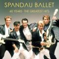 2LPSpandau Ballet / 40 Years - The Greatest Hits / Vinyl / Red / 2LP