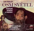 2CD / Pavlát Leo / Osm světel:Židovské příběhy a pohádky / Mp3 / 2CD