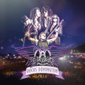 LP/DVD / Aerosmith / Rocks Donington 2014 / Vinyl / Coloured / 3LP+DVD