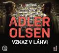 CDAdler-Olsen Jussi / Vzkaz v láhvi / Mp3