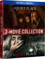 Blu-Ray / Blu-ray film / Tiché místo:Část 2 / A quiet Place:Part 2 / Blu-ray
