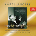 CDAnčerl Karel / Gold Edition Vol.30 / Hindemith,Bořkovec