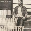 CD / Morgan Craig / God, Family, Country