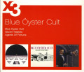 3CDBlue Oyster Cult / Blue Oyster Cult / Secret / Agents Of / 3CD