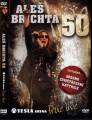 DVDBrichta Aleš / 50 Tesla aréna / True Live