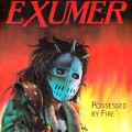 """2LP / Exumer / Possessed By Fire / Splatter / Vinyl / LP+7"""""""