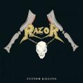 LP / Razor / Custom Killing / 2021 Reissue / Coloured / Vinyl