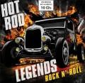 10CDVarious / Hot Rod Legends Rock N' Roll / 10CD