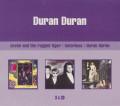3CDDuran Duran / Seven And The Ragged Tiger / Notorious / Duran / 3CD