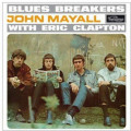LPMayall John & Bluesbreakers / John Mayall W E.Clapton / Coloured