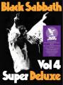4CDBlack Sabbath / Vol.4 / Super Deluxe Box Set / 4CD