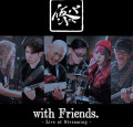 2CDKari-Band / With Friends - Live At Streaming / 2CD