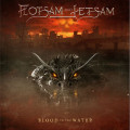 LP / Flotsam And Jetsam / Blood In The Water / Vinyl / Coloured / Red