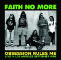 LPFaith No More / Obsession Rules Me:Live In L.A.1990 / Vinyl