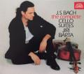 2CDBárta Jiří / Bach / Cello Suites / 2CD