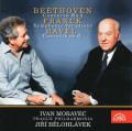CDBeethoven,Franck,Ravel / Koncert pro klavír a orchestr / Variace