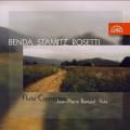 CDBenda/Stamitz/Rosetti / Flute Concertos
