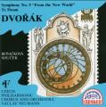CDDvořák / Symphony No.9 / From TheNew World