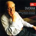 CDDvořák Antonín / Symfonie č.8,9 / PSO